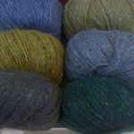 Tweed Yarn