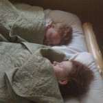 Kids knocked out!