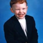 Max, Age 4, Future Sportscaster