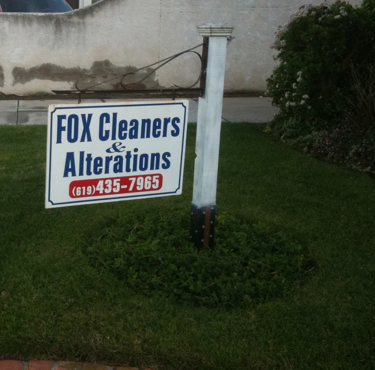 Have a Dirty Fox?