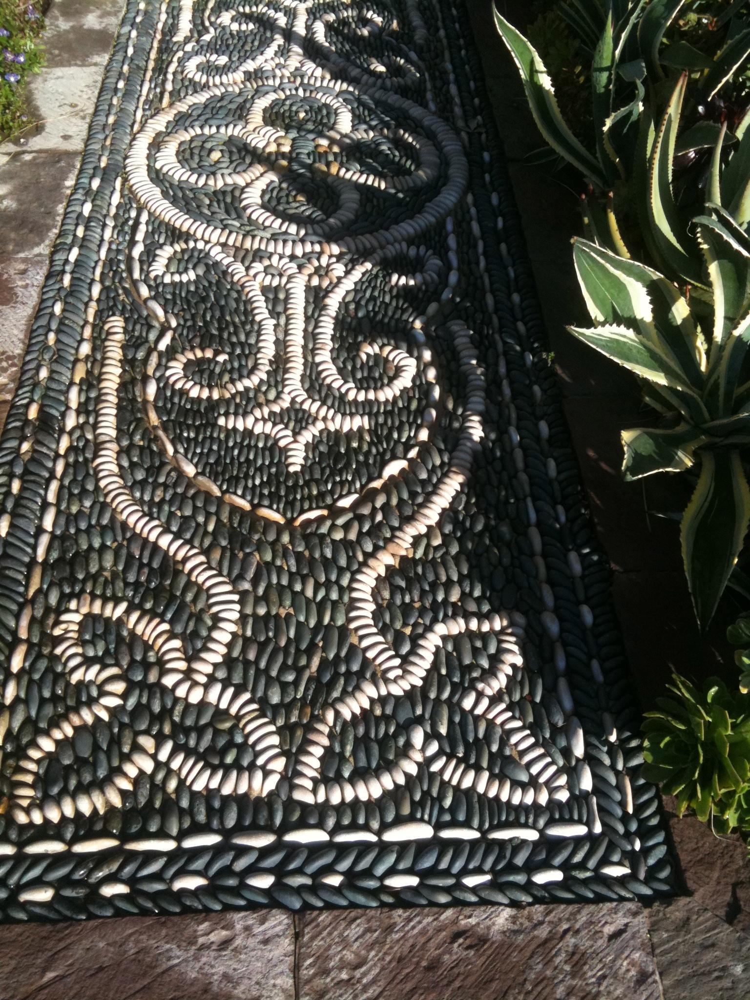 Beautiful Stone Work in La Jolla