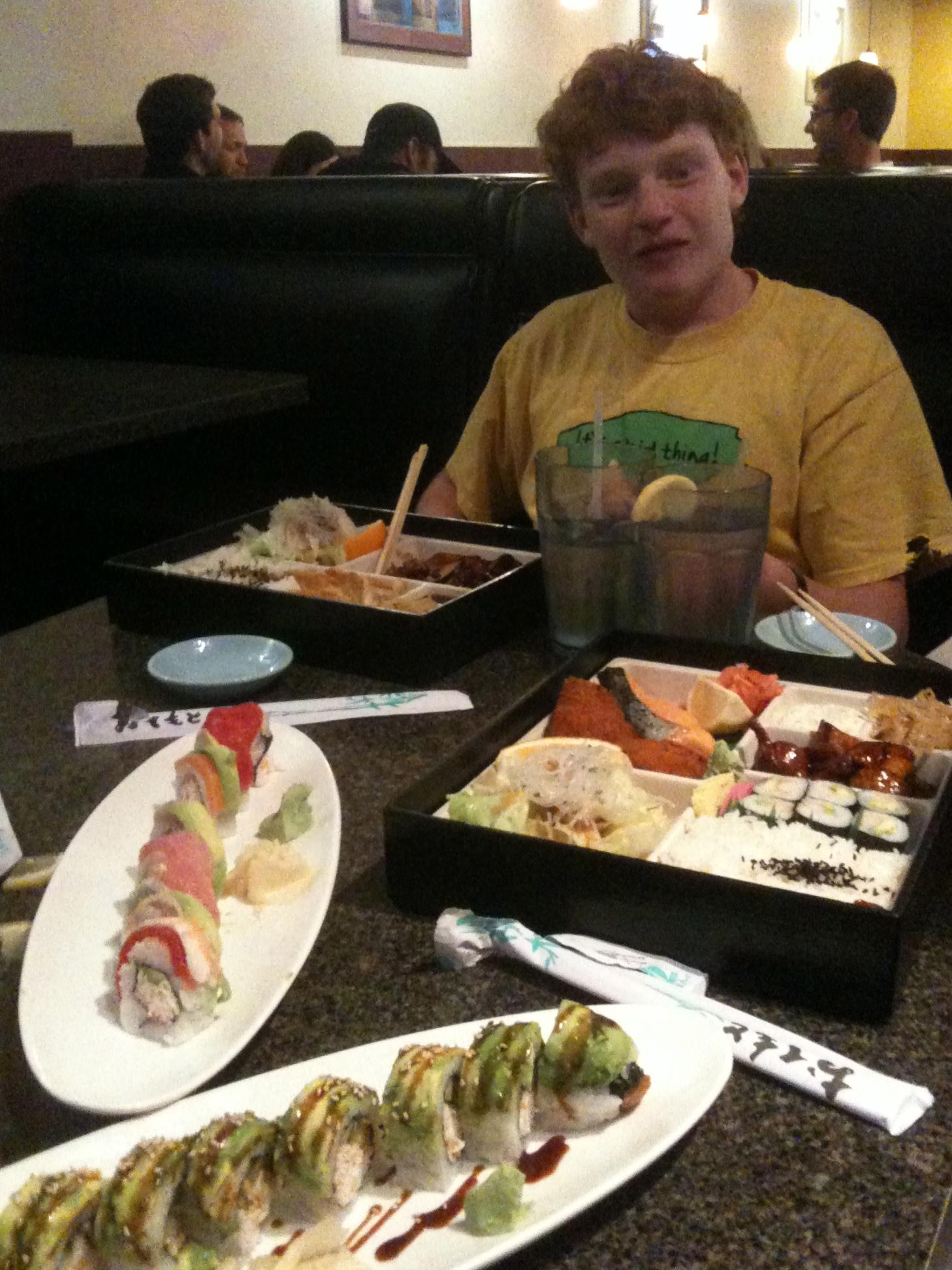 Ichiban Sushi!