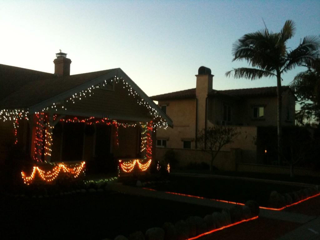 La Jolla Christmas