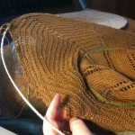 Wiring the Oval Brim Hat