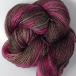 Color: Plum Jasper in Sock