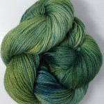 Color: Linarite in Sock