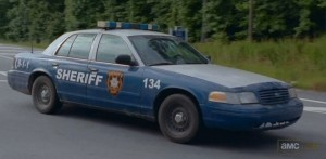 Rick's Patrol Car