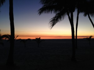 Gulf Coast, Post Sunset