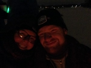 Max and I, Loppet Fireside